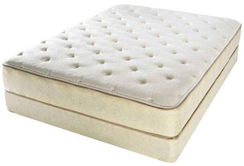 Hampton plush mattress englander for Englander mattress