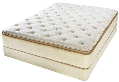 Laguna pillow top mattress englander for Englander mattress