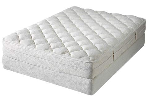Seabrook boxtop mattress englander for Englander mattress
