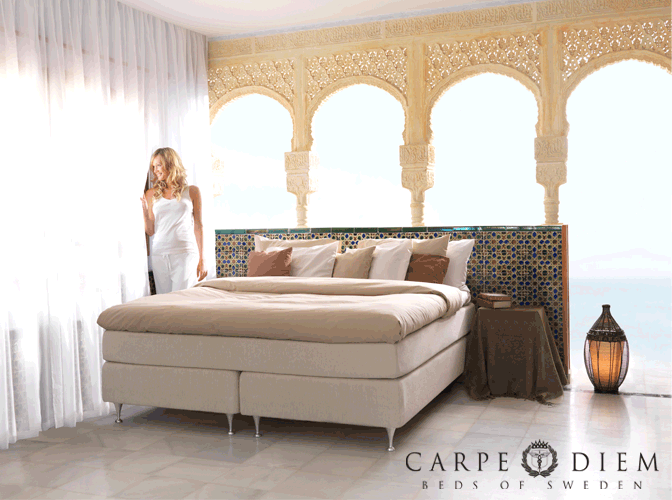 Mattresses by Carpe Diem Beds of Sweden: Premium Mattresses