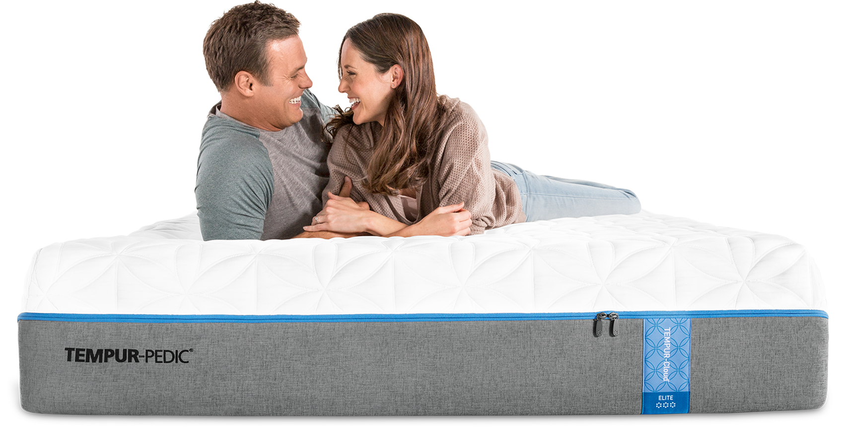TEMPUR-Cloud Mattress Collection by Tempur-Pedic.