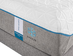 The TEMPUR-Cloud Supreme Breeze Mattress by Tempur-Pedic