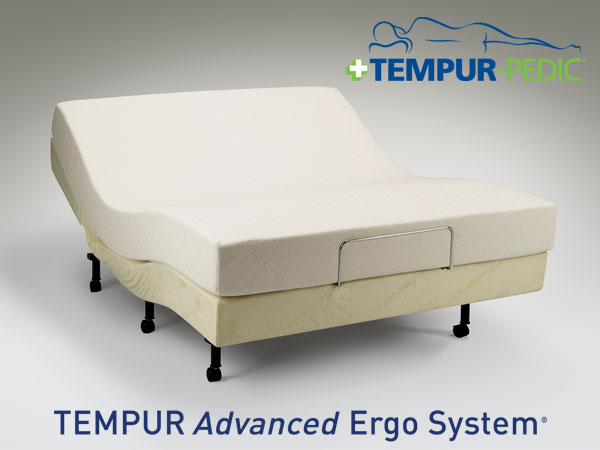 The Grandbed Advanced Ergo Adjustable Base