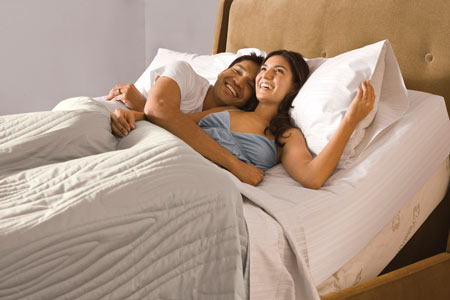 The Tempur-Pedic Adjustable Mattress Bases