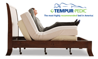 Tempur-Pedic Adjustable Mattress Bases