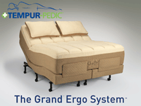 The Grand Ergo Base by Tempur-Pedic
