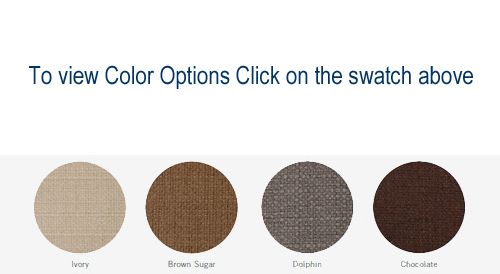 Color Swatch: To view color options CLICK on the color swatch above.